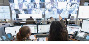 מערכות שליטה ובקרה, ניהול רשות, מוקד ביטחון, תיקי שטח